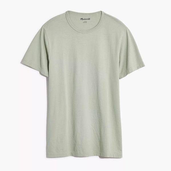 Garment-Dyed Allday Crewneck Tee