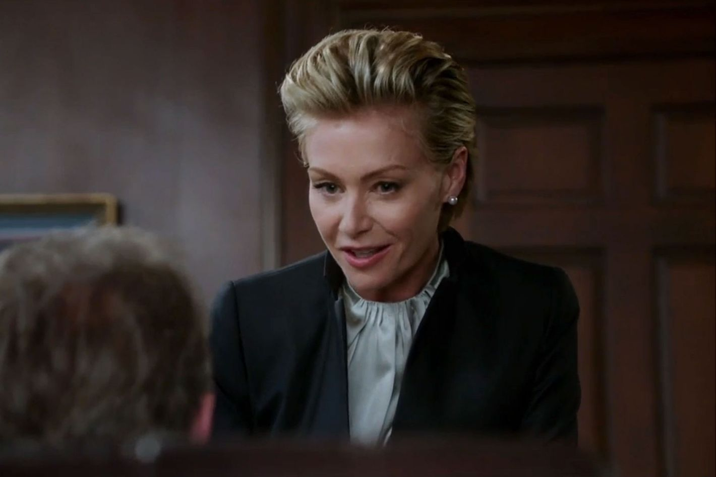 The Most Important Hair On Last Nights Scandal