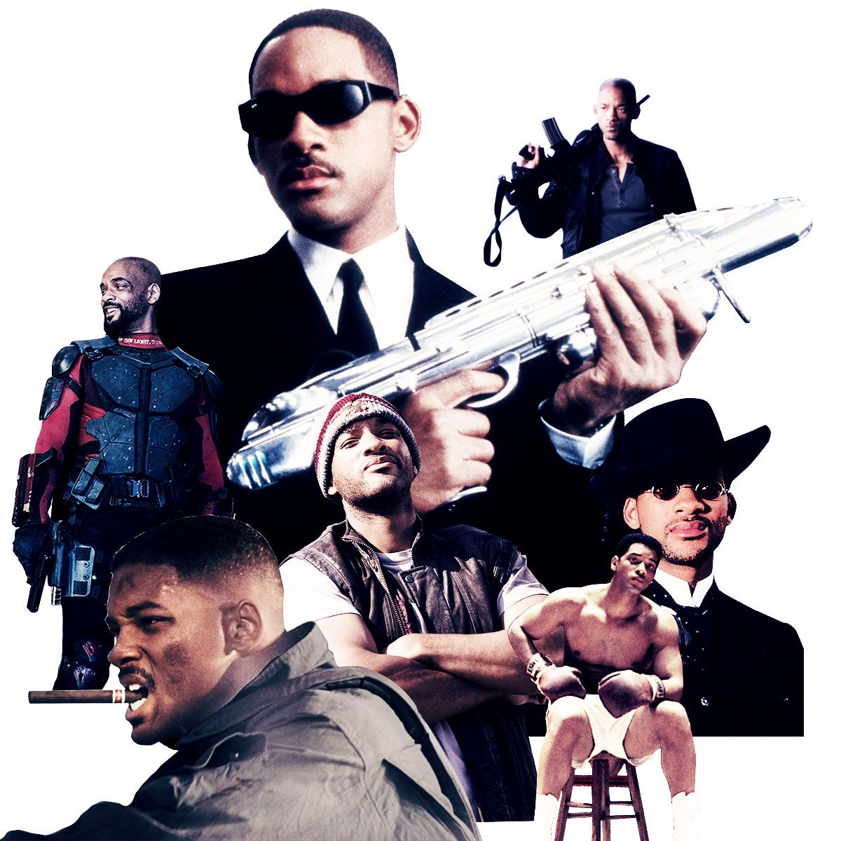 Every Will Smith Movie Performance, Ranked