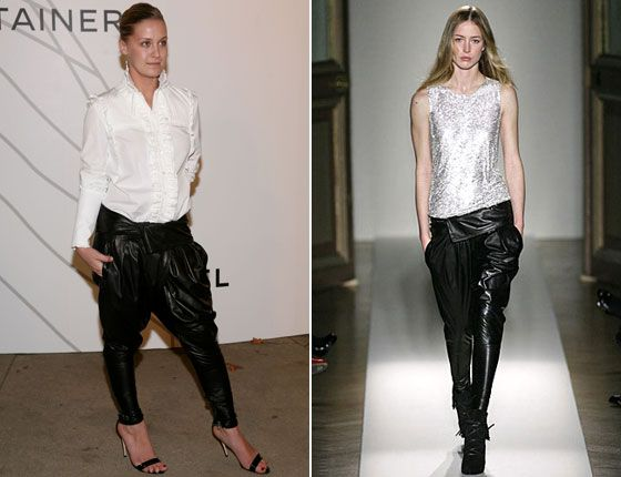 hammer time how to wear harem pants and actually look good the cut
