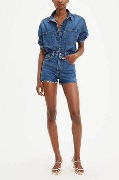 Levi's Ribcage Women's Shorts