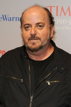 "NEW YORK, NY - SEPTEMBER 08:  Writer James Toback attends Time Warner's ""Beyond 9/11"" Photo Exhibit and Screening at Milk Studios on September 8, 2011 in New York City.  (Photo by Larry Busacca/Getty Images for Time Warner)"