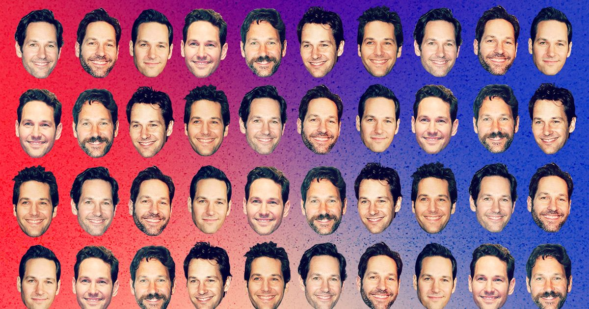 Can You Tell Which Paul Rudd Is Older?