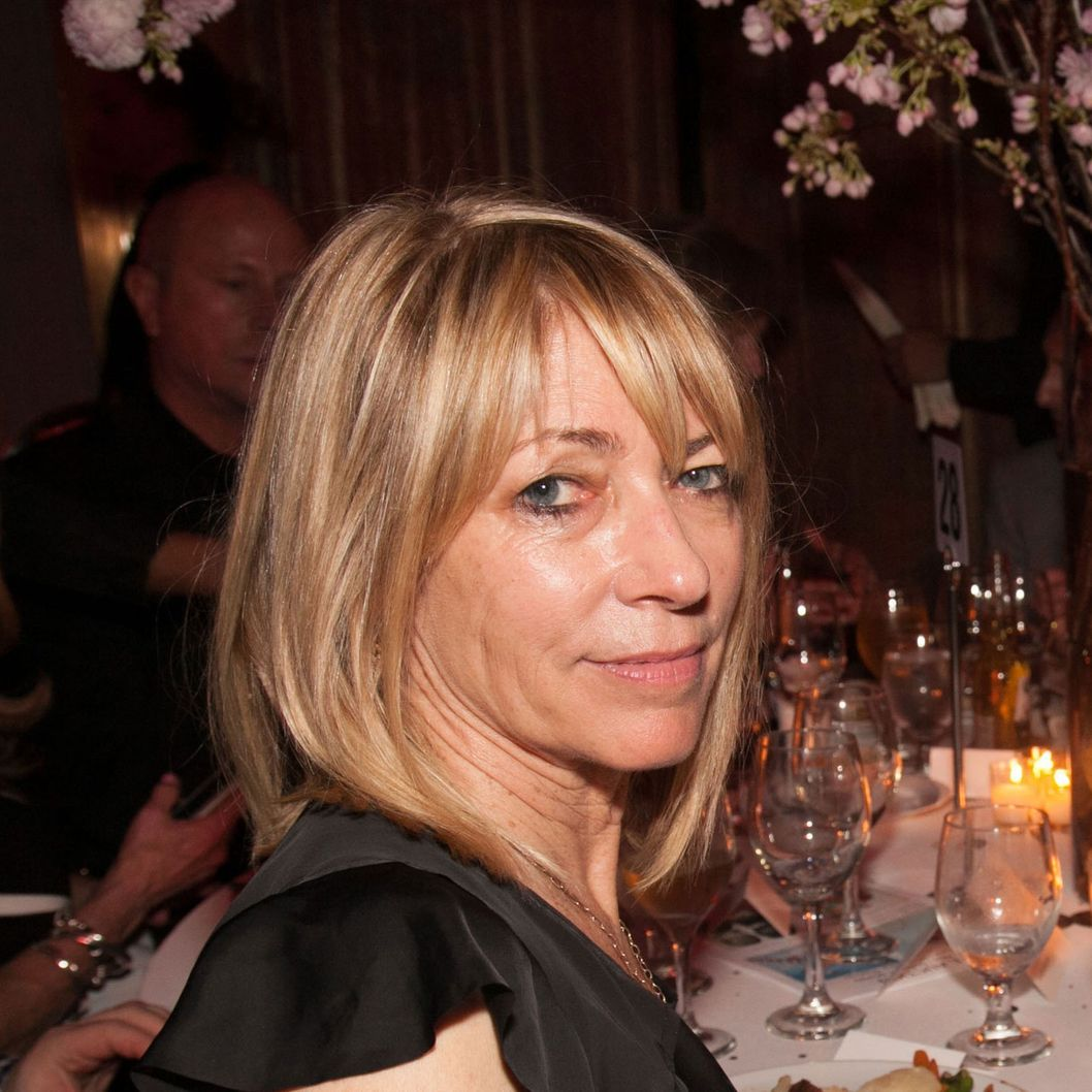 Kim Gordon, at Bomb's 32nd Anniversary Gala & Silent Auction==Capitale, NYC==April 19, 2013.