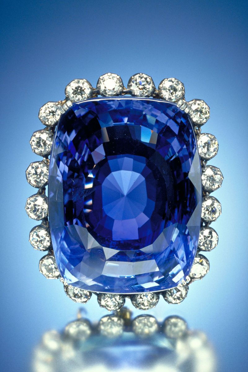 The Logan Sapphire The Best Gems Of All Time The Cut