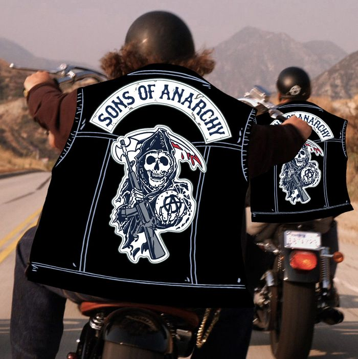 Make Your Own Sons Of Anarchy Leather Jacket