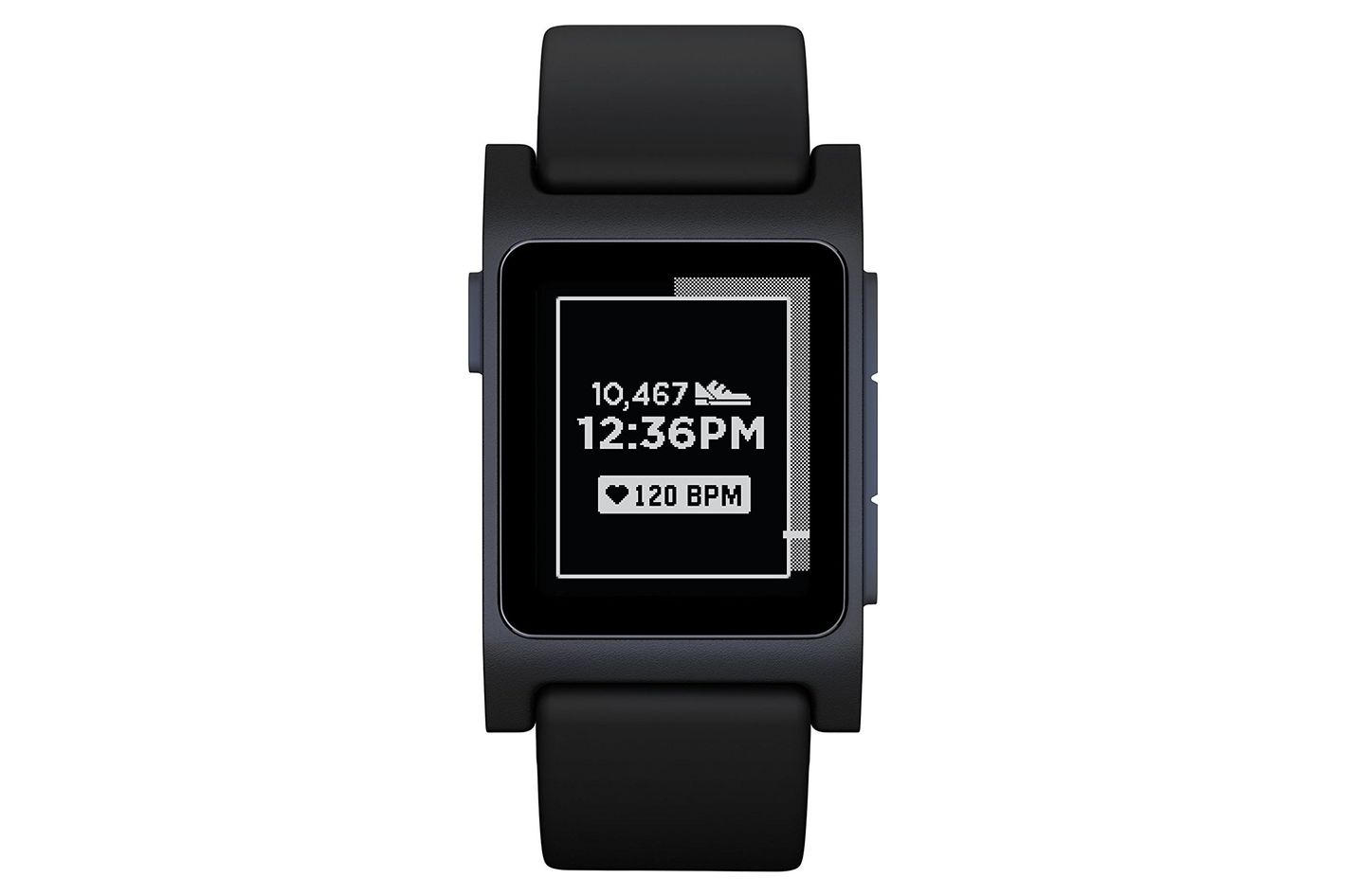 Pebble 2 + Heart Rate Smart Watch