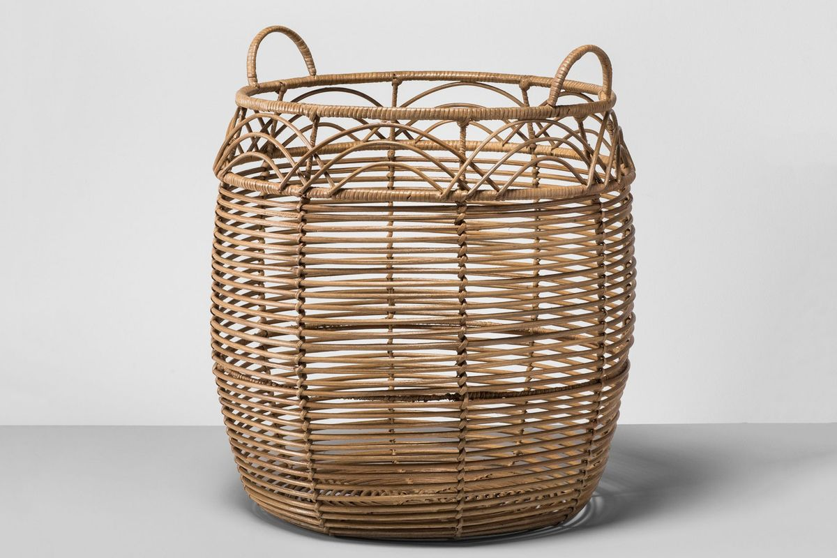 23 Wicker Storage Baskets That Look Like Decor 2018 The Strategist New York Magazine