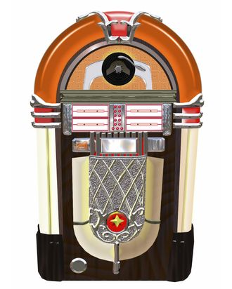 Orange Jukebox