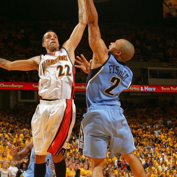 Utah Jazz v Golden State Warriors, Game 4