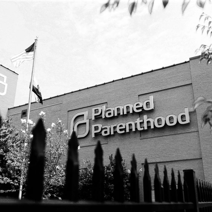 Planned Parenthood.