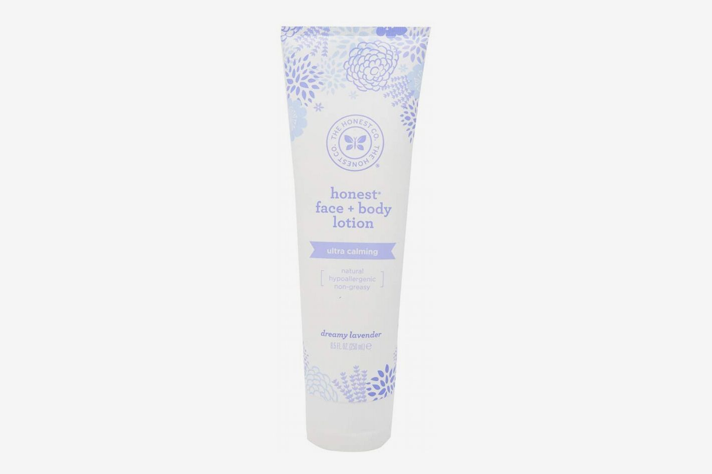 Honest Calming Lavender Hypoallergenic Face and Body Lotion