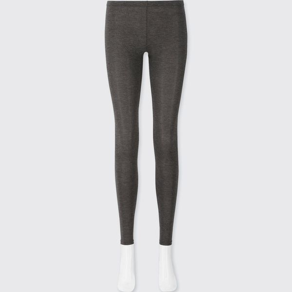 uniqlo women's heattech leggins - strategist best black leggins