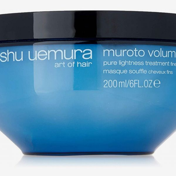 Shu Uemura Muroto Volume Pure Lightness Treatment Mask