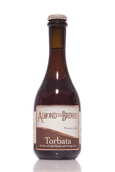 "Almond '22 (Italy)<br>$13 for 12 oz. <br><strong>Type:</strong> Barley Wine<br><strong>Tasting notes:</strong> ""A heavier, conditioned beer with spices, honey, and raw cane sugar. Good for sipping, as it has a smoky flavor similar to whiskey."" <br>—Lindsay Leviton, manager, The Ginger Man<br>"