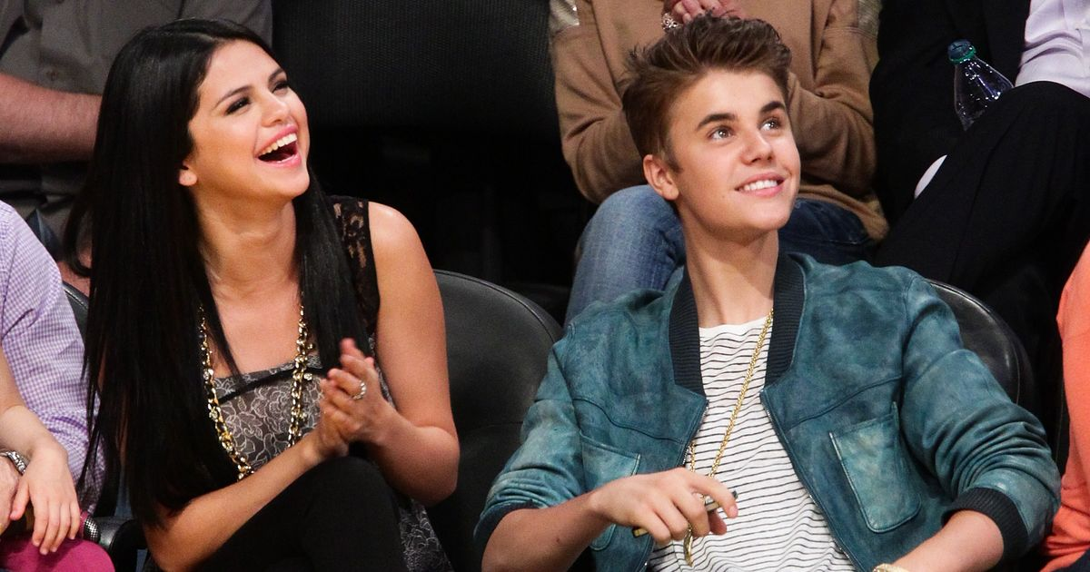 Justin Bieber Serenaded Selena Gomez With My Girl At A