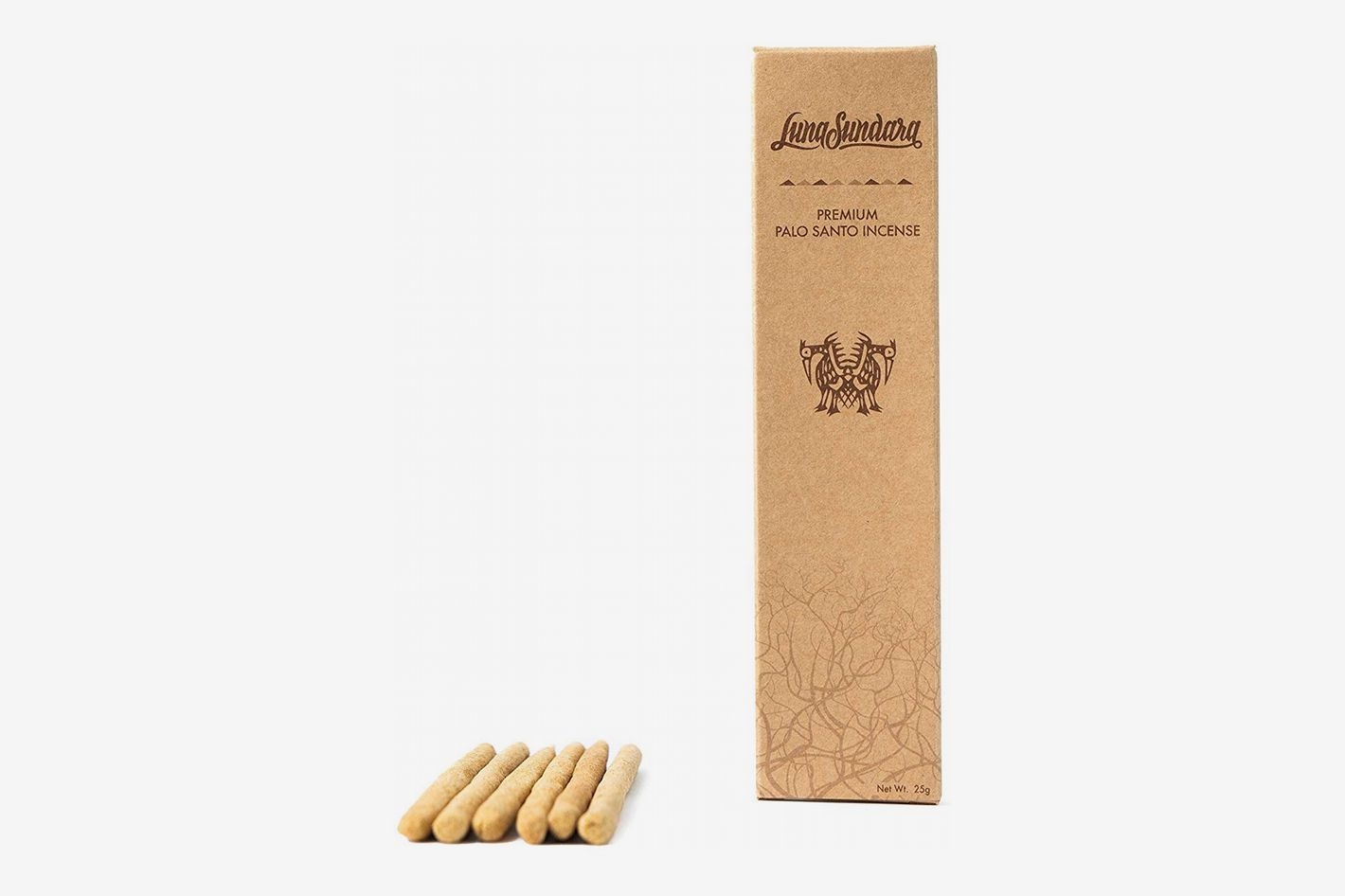 Luna Sundara Palo Santo Hand Rolled Incense Sticks