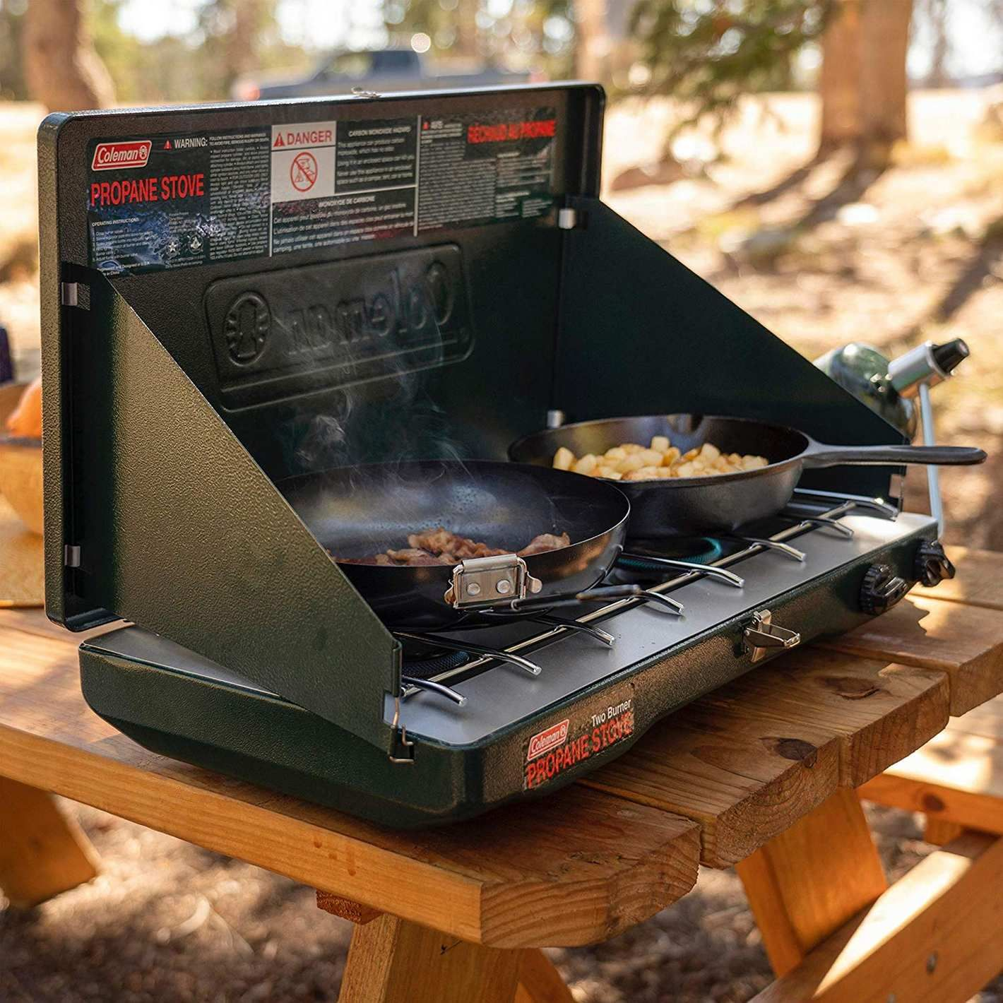 The Best Camping Stoves on Amazon, According to Hyperenthusiastic Reviewers