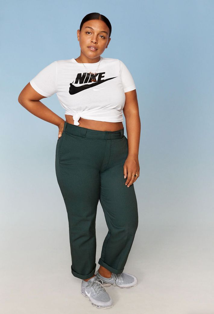 The best plus size workout clothes photo courtesy of nike women who wear size sciox Images