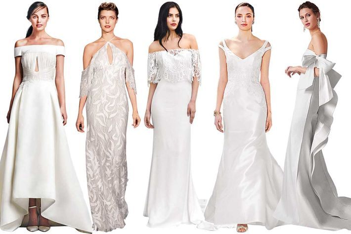 Classic Wedding Gowns 58 Fancy Clavicles