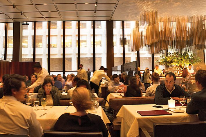 NYC Restaurant Review: The Grill in the Former Four Seasons