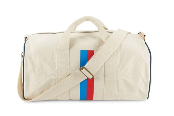 Parker Thatch Canvas Duffle Bag