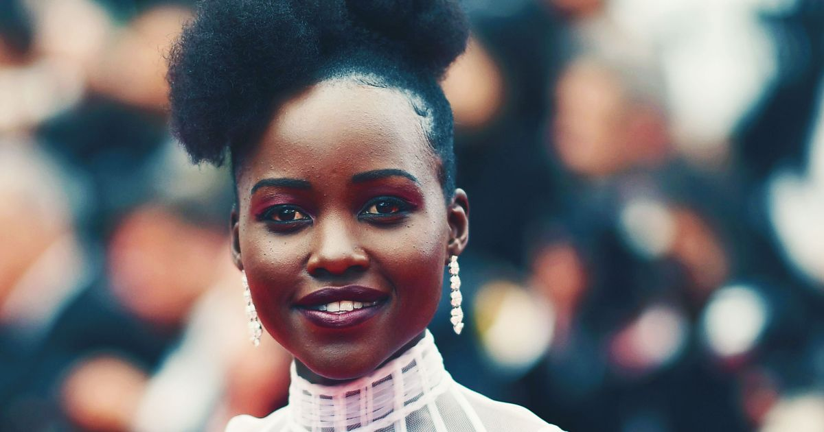 Lupita Nyongo Says Black Natural Hair Is Still Shunned