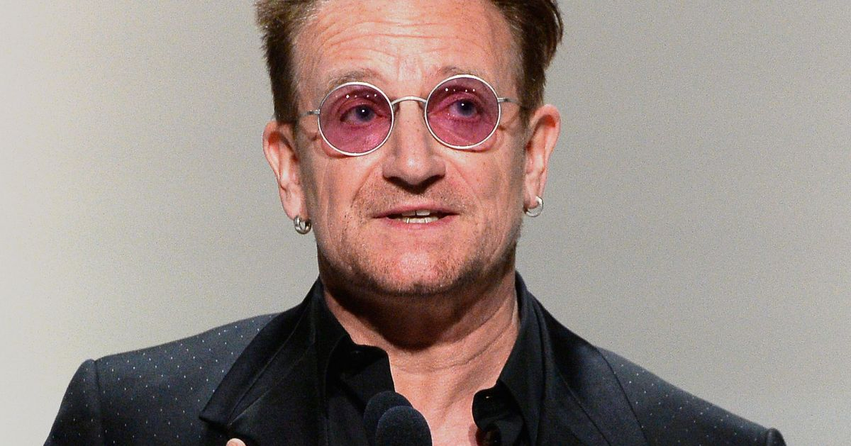Bono Has a Harsh Message for Donald Trump