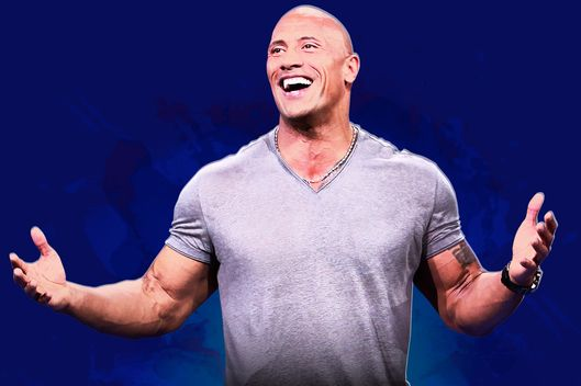 Dwayne 'the Rock' Johnson's IMDb Page, 2017–2047 -- Vulture