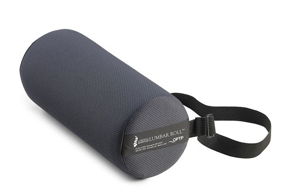 ergonomic lumbar roll