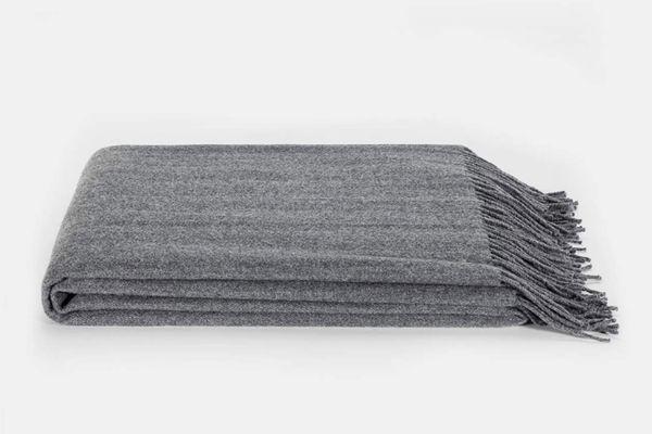 spencer & whitney Throw Wool Blanket