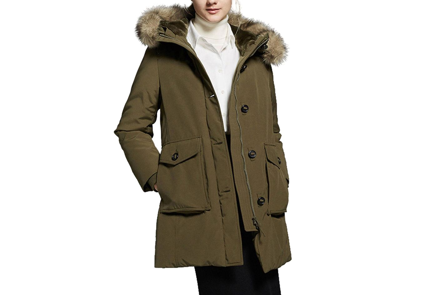 Women Ultra Down Warm Jacket