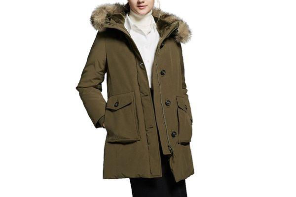 Women Ultra Down Warm Jacket