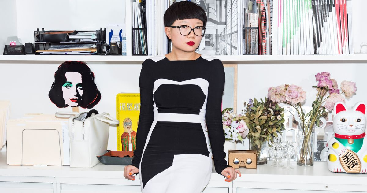 Interview With JiaJia Fei of the Jewish Museum face8c7fff