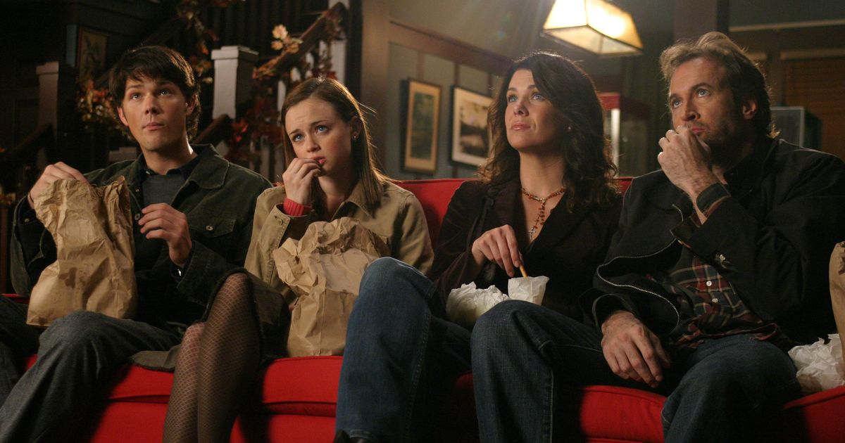 the gilmore girls cast power ranking. Black Bedroom Furniture Sets. Home Design Ideas