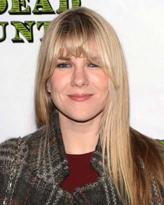 Actress Lily Rabe attends the