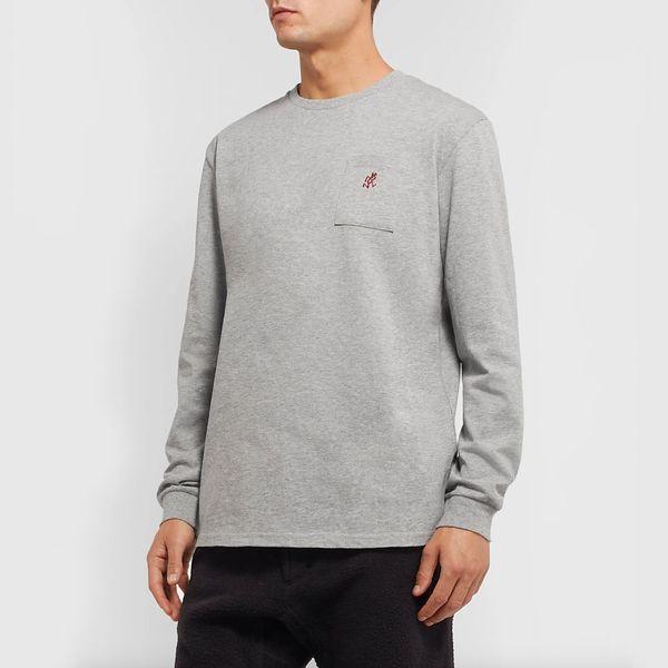 Gramicci Cotton-Jersey T-shirt