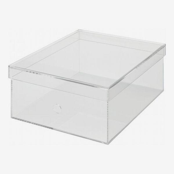 Muji Acrylic Boxes