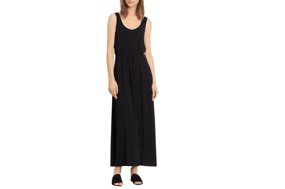 Vince Wrap Back Dress