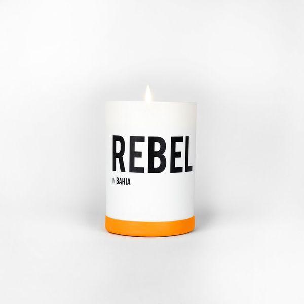 Nomad Noé Rebel in Bahia - Neroli & Incense Candle