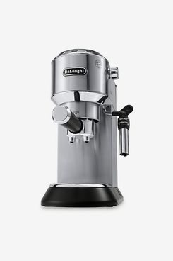 De'Longhi Dedica Deluxe Espresso Machine in Stainless Steel