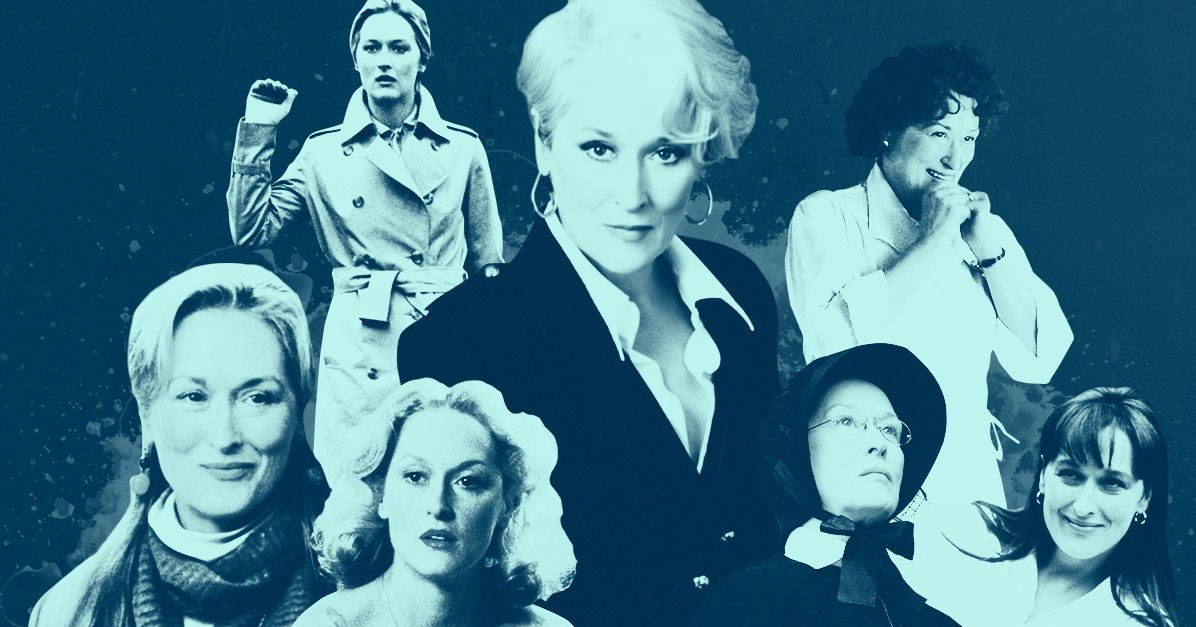 Every Meryl Streep Movie, Ranked