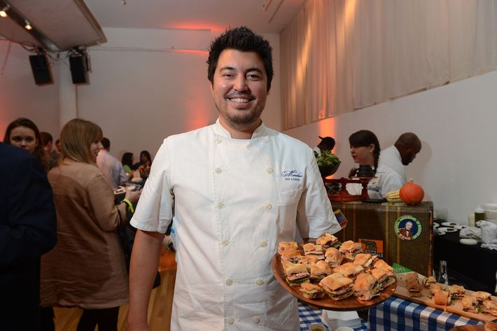 Nick Anderer will continue to run Maialino while opening Marta.