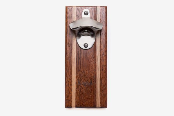 Bruntmor CAPMAGS Magnetic Beer Opener & Magnetic Cap Catcher