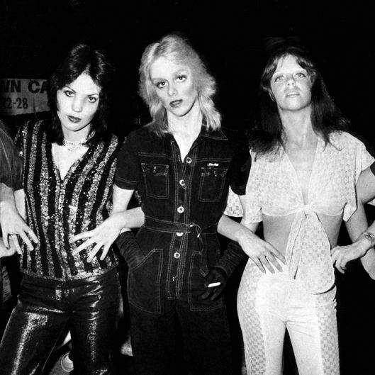 The Runaways In New York