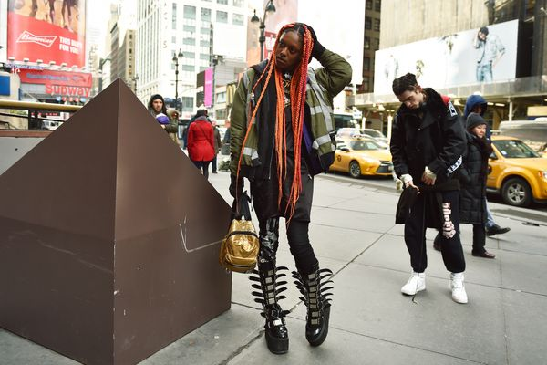 See All the Best Street Style From NYFW