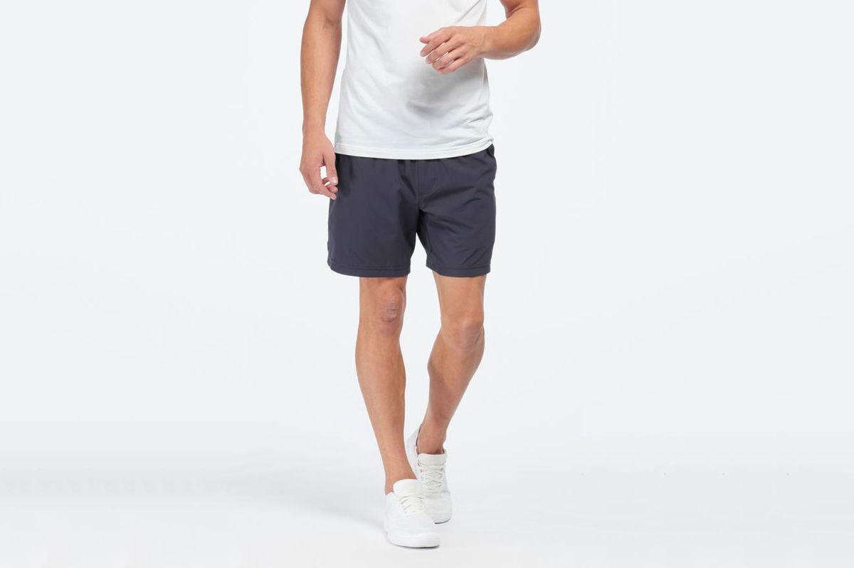 Im So New York Mens Casual Shorts Pants