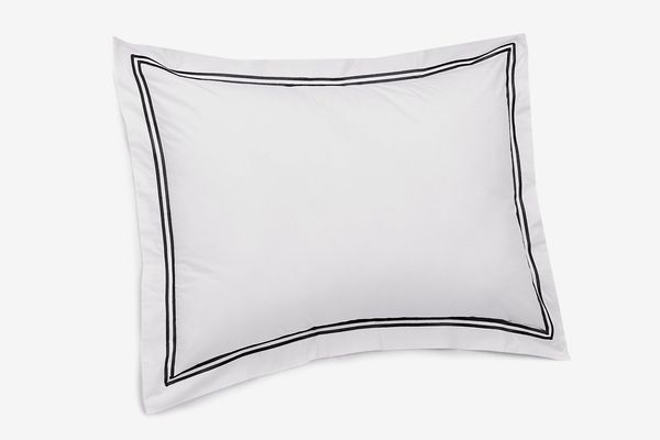 Pinzon 400-Thread-Count Egyptian Cotton Sateen Hotel Stitch Sham