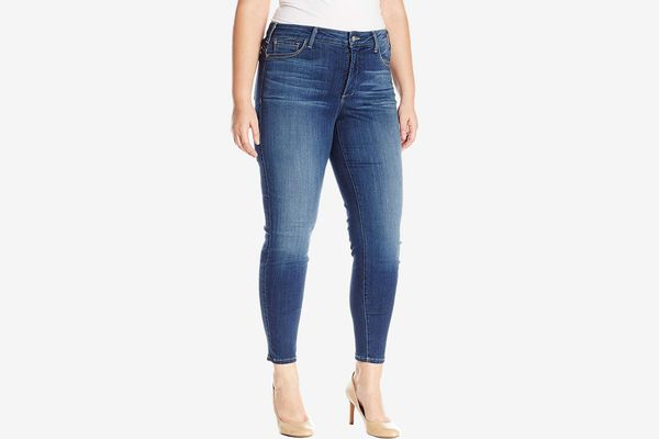 NYDJ Women's Plus Size Ami Super Skinny Jeans