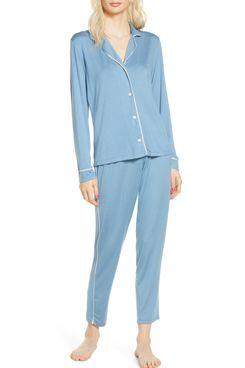 Eberjey Gisele Slim Pajamas